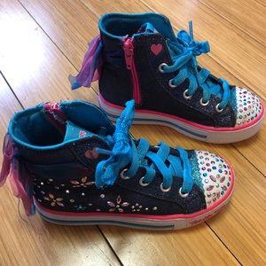 Skechers Twinkle Toes size 11.5